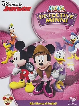 Amazon la casa di topolino detective minnie acquista in