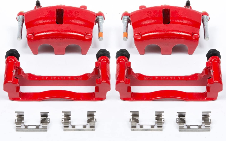 Power Stop S5004A Performance Caliper Pair