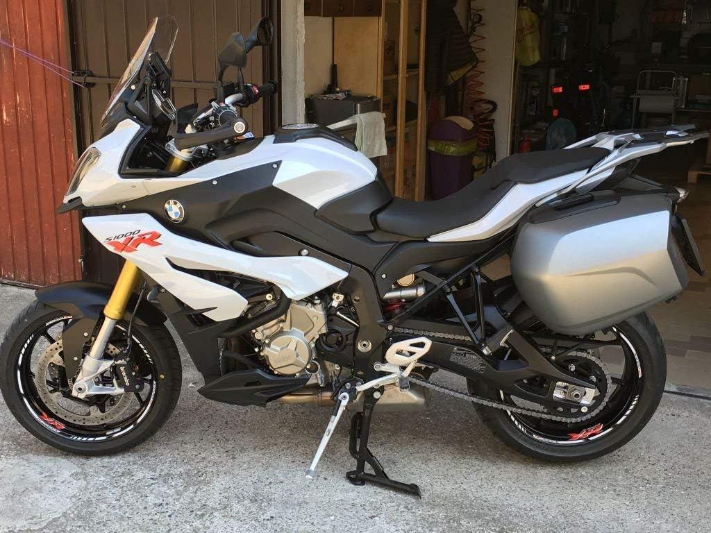 Impressiata Motorsticker Kompatibel Für Motorrad Felgenaufkleber Specialgp Weiß Bmw S1000xr Auto
