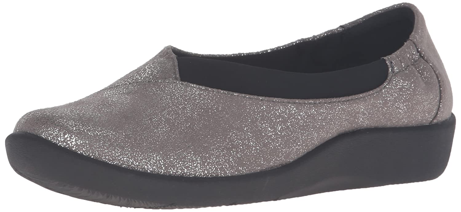 Clarks Women's CloudSteppers Sillian Jetay Flat