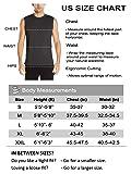 Pack of 5 Dry Fit Tank Tops for Men - Men's