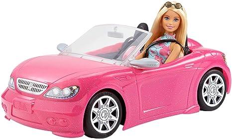 Barbie Doll And Car Dolls Amazon Canada