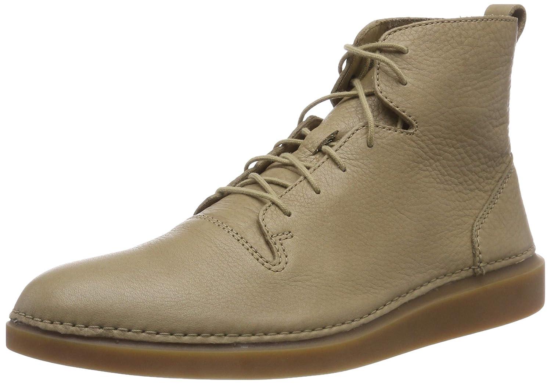 Beige (Sandstone läder) läder) läder) Clarks herrar Hale Rise Classic stövlar  stora rabattpriser