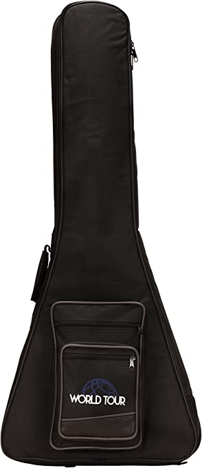 World Tour Pro Double Bass Guitar Gig Bag