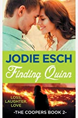Finding Quinn (The Coopers) Paperback