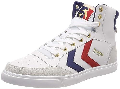 Hummel - Zapatillas de Cuero para Hombre: Hummel: Amazon.es: Zapatos y complementos