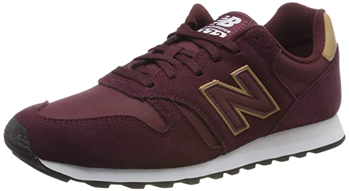 New Balance 373 Core Sneakers Herren Weinrot (Red)