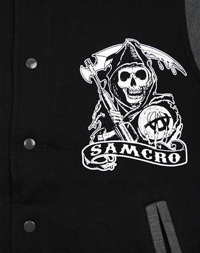 Amazon.com: Oficial de Sons of Anarchy de los hombres ...