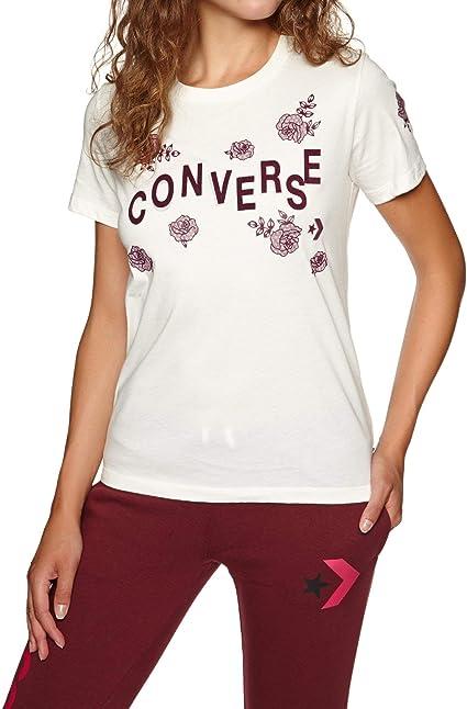 t-shirt femme converse