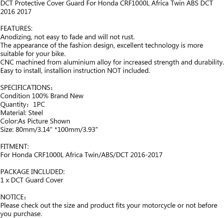 Areyourshop DCT Schutzgitter f/ür CRF 1000 L CRF1000L Afrika Twin ABS//DCT 2016 2017