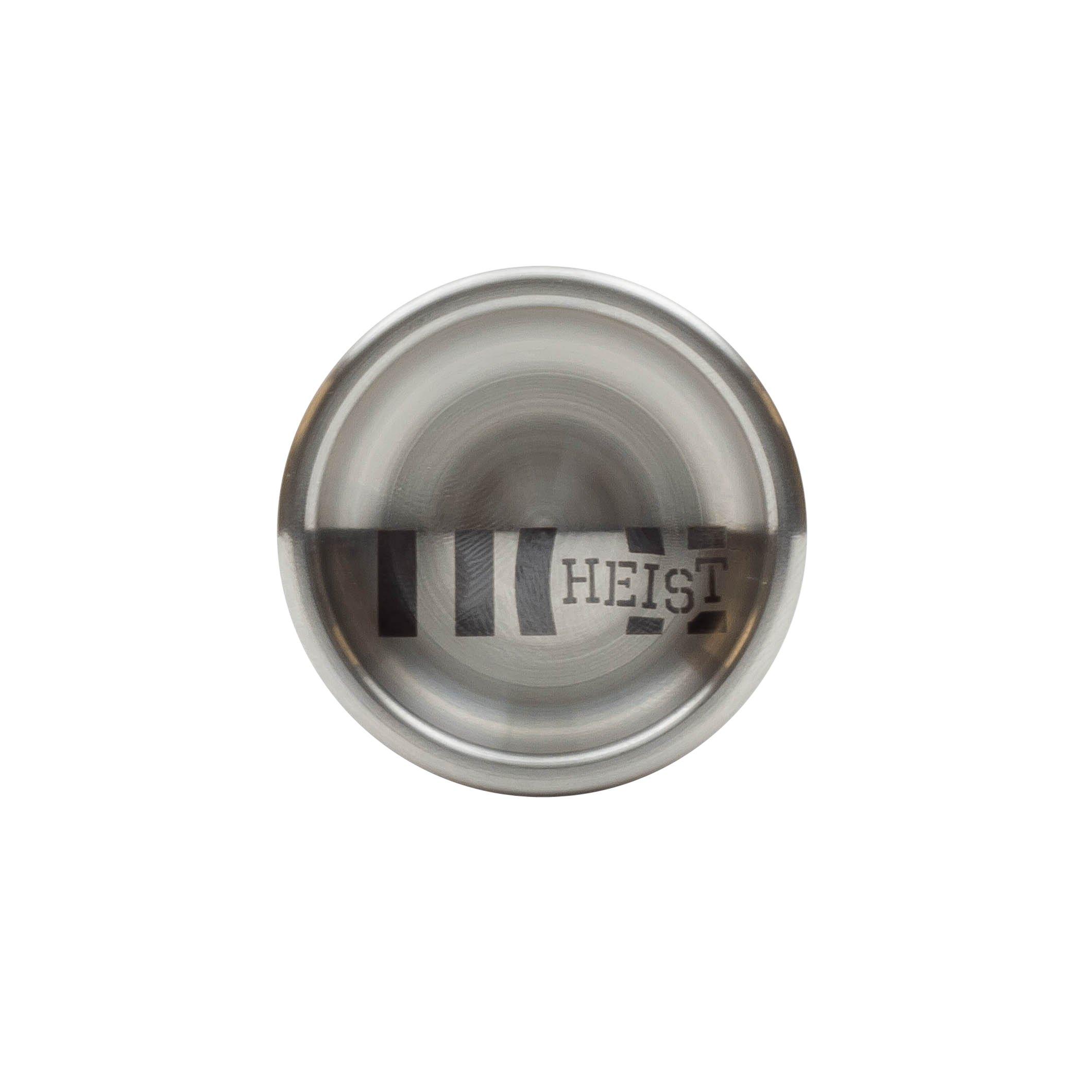 Heist Professional Pocket Yoyo by Yoyo Factory Color Silver