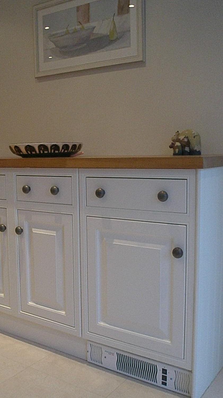 Captivating Diamond Central Heating Kitchen Plinth Heater: Black Grill: Amazon.co.uk:  Kitchen U0026 Home