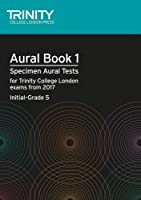 Aural Tests Book 1 (Initial-Grade