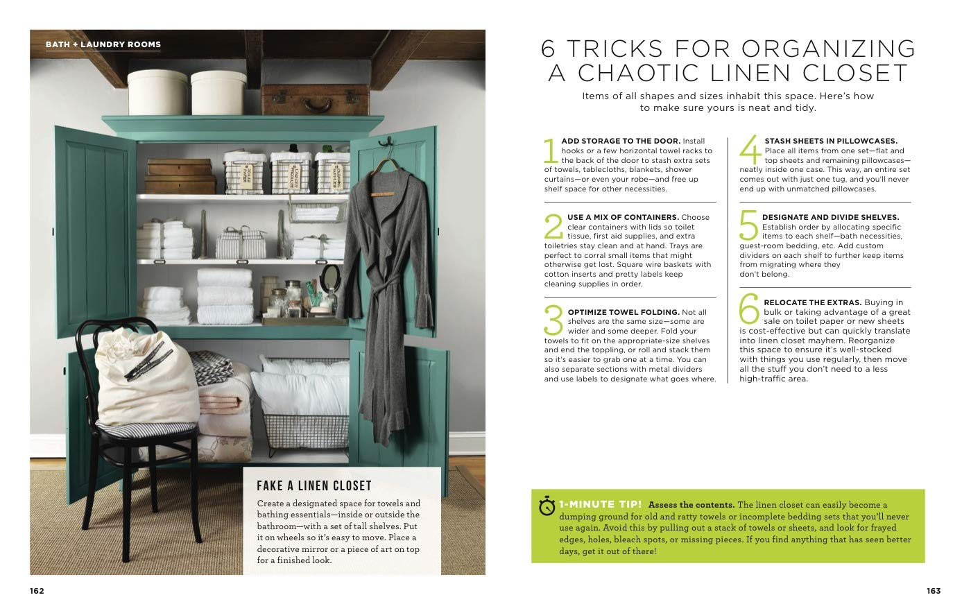 Good Housekeeping Simple Organizing Wisdom: 500+ Quick & Easy Clutter Cures  (Simple Wisdom): Good Housekeeping, Laurie Jennings: 9781618372789:  Amazon.com: ...
