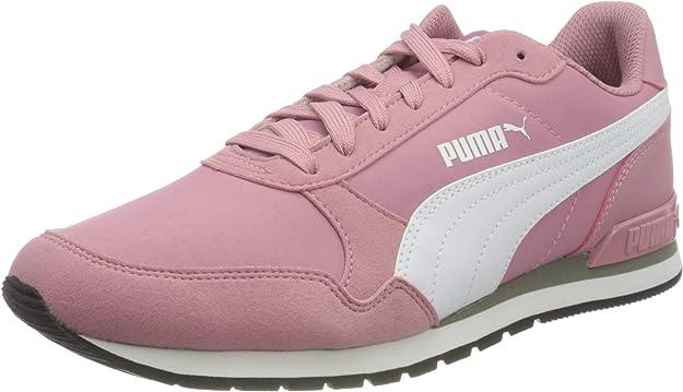 PUMA ST Runner V2 NL, Zapatillas, Gris (Foxglove White/Ultra Gray), 36 EU: Amazon.es: Zapatos y complementos