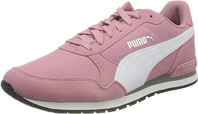 PUMA ST Runner V2 NL, Zapatillas Unisex Adulto, Negro Black White Dragon Fire, 39 EU: Amazon.es: Zapatos y complementos
