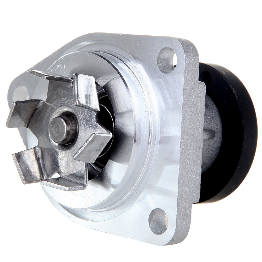 SCITOO Water Pump with Gaskets 1552060 Pump Fit for 2001 Cadillac Catera 2004 2005 Saturn L300 2000 Saturn LW2 2001 2002 2003 Saturn LW300 2002 2003 Saturn Vue 1995 1996 1997 Saab 900 110468-5206-0940187931