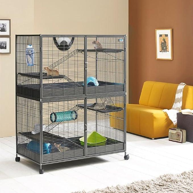 Savic Suite Royal XL - Jaula: Amazon.es: Productos para mascotas