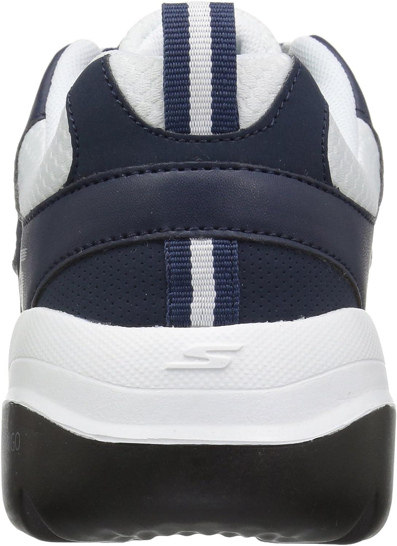 Skechers Women\'s Mantra Ultra - Forte Ankle-High Fashion Sneaker Navy White