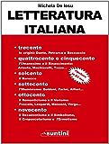 Letteratura Italiana (suntini)