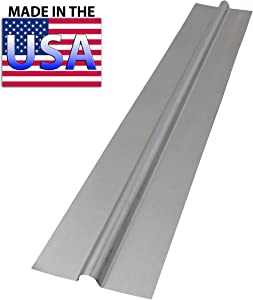 "2 Ft - 1/2"" PEX Aluminum Heat Transfer Plates, (100/box) for Radiant Heating (HP-2) by PEX GUY"