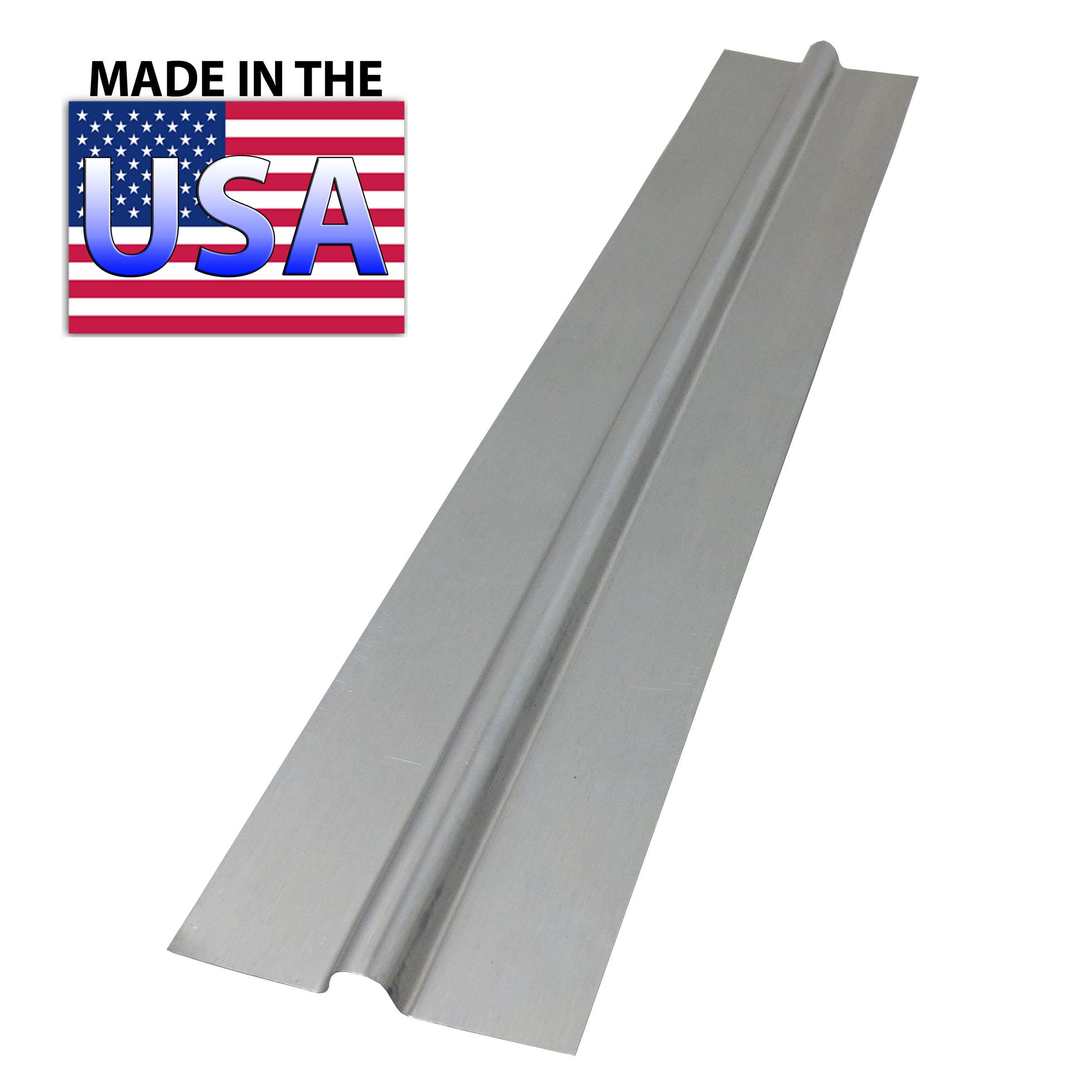 2 Ft - 1/2'' PEX Aluminum Heat Transfer Plates, (100/box) for Radiant Heating (HP-2) by PEX GUY by PEX GUY