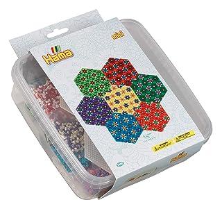 Hama–5400–Mini Perline e Piastre in scatole