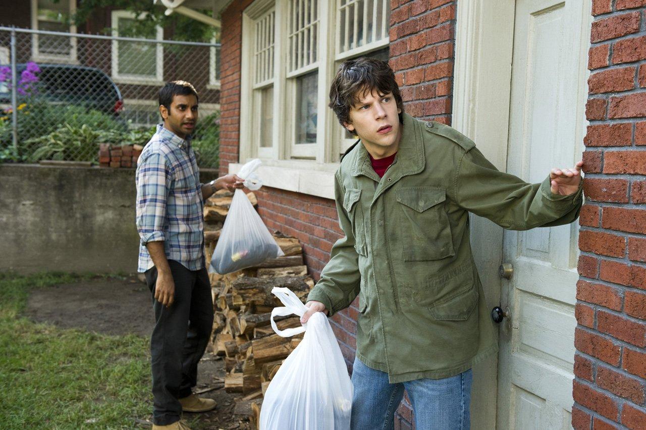 Amazon.com: 30 Minutos O Menos (Blu-Ray) (Import Movie) (European Format - Zone B2) (2012) Jesse Eisenberg; Danny Mcbride;: Movies & TV
