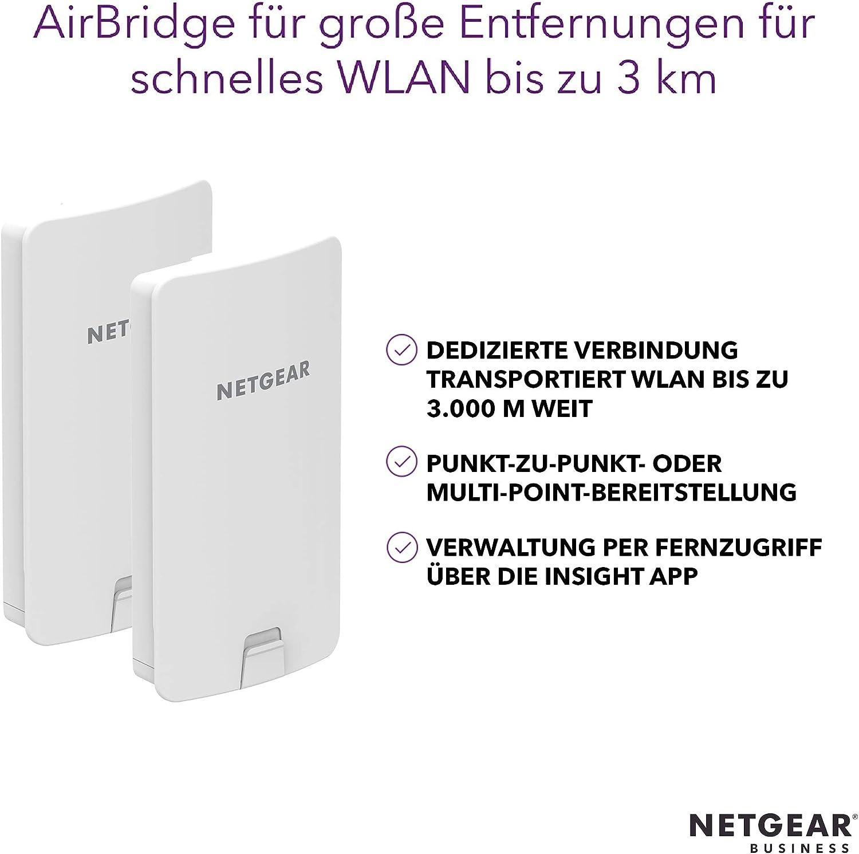 Netgear Wbc502 Wireless Airbridge 2er Set Computer Zubehör