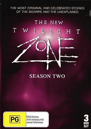 Amazon com: The Twilight Zone New Twilight Zone Season 2