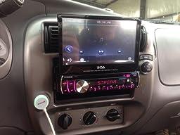 amazon com boss audio bv9986bi single din touchscreen bluetooth review image