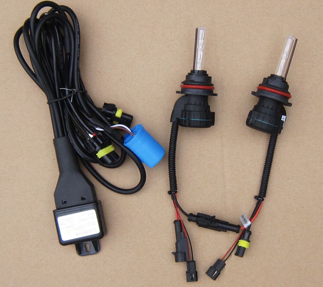 Amazon Car HID Xenon Telescopic Light Conversion Kit