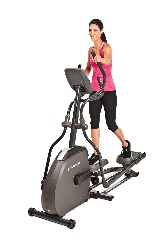 Horizon Fitness ex-59 - 02 - Bicicleta elíptica: Amazon.es: Deportes y aire libre