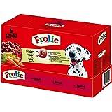 Frolic Complete Cani mangime Bovina Carote e Cereali, 1er Pack (1X 7,5kg)