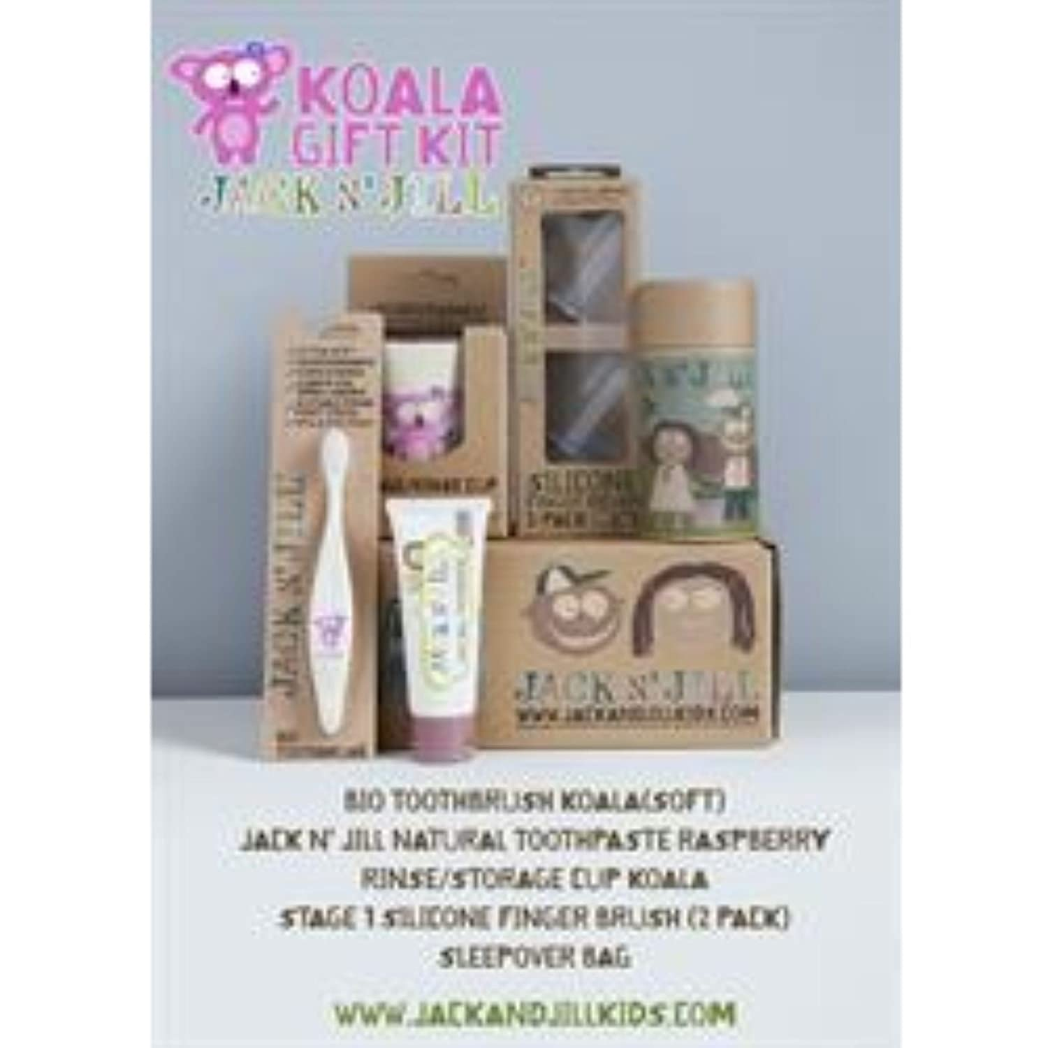 Amazon.com: Jack N Jill Koala Gift Kit: Beauty