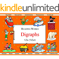 Digraphs: Sounds of English (Reading Works Book 5) (English Edition)