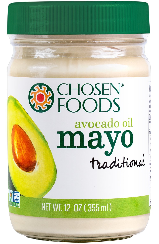 Chosen Foods Avocado Oil Mayo, 12 Ounce