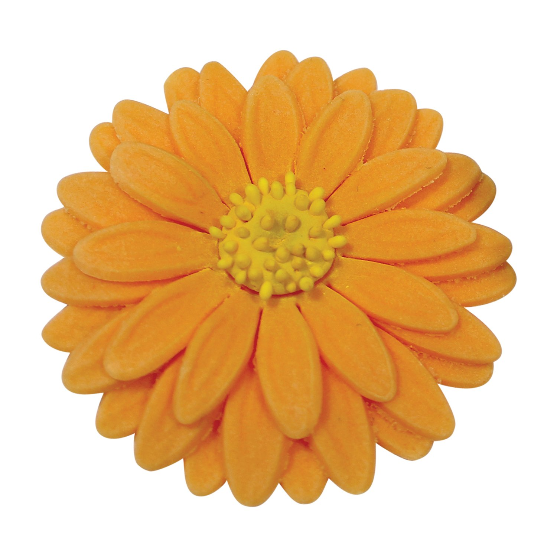 3-Pack Knightsbridge Global Ltd PME Plunger Cutters SD618 Veined Sunflower Daisy and Gerbera