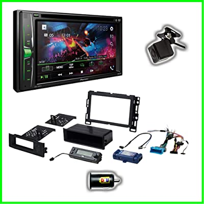 PAC RPK4-GM2301 Select GM Integrated Radio Replacement Kit (with Pioneer Radio Package): Car Electronics
