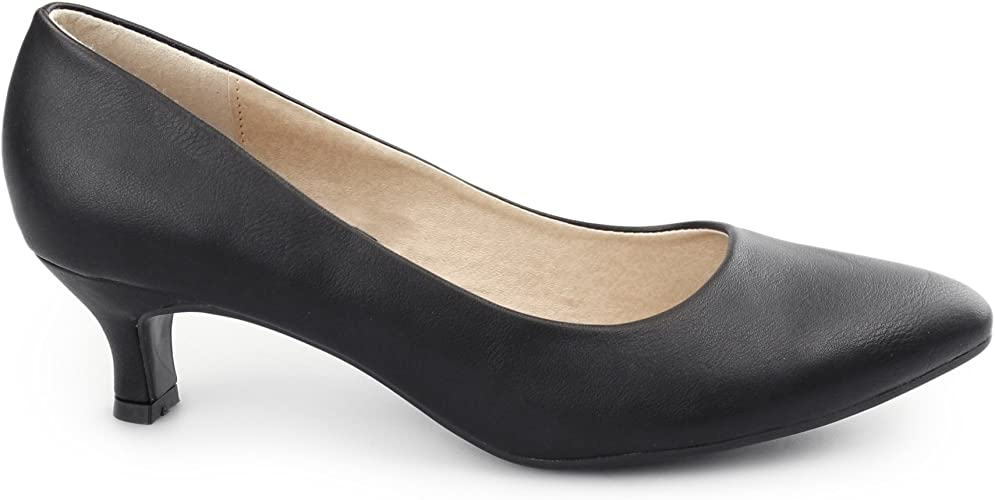 Comfort Plus Texas Ladies Faux Leather