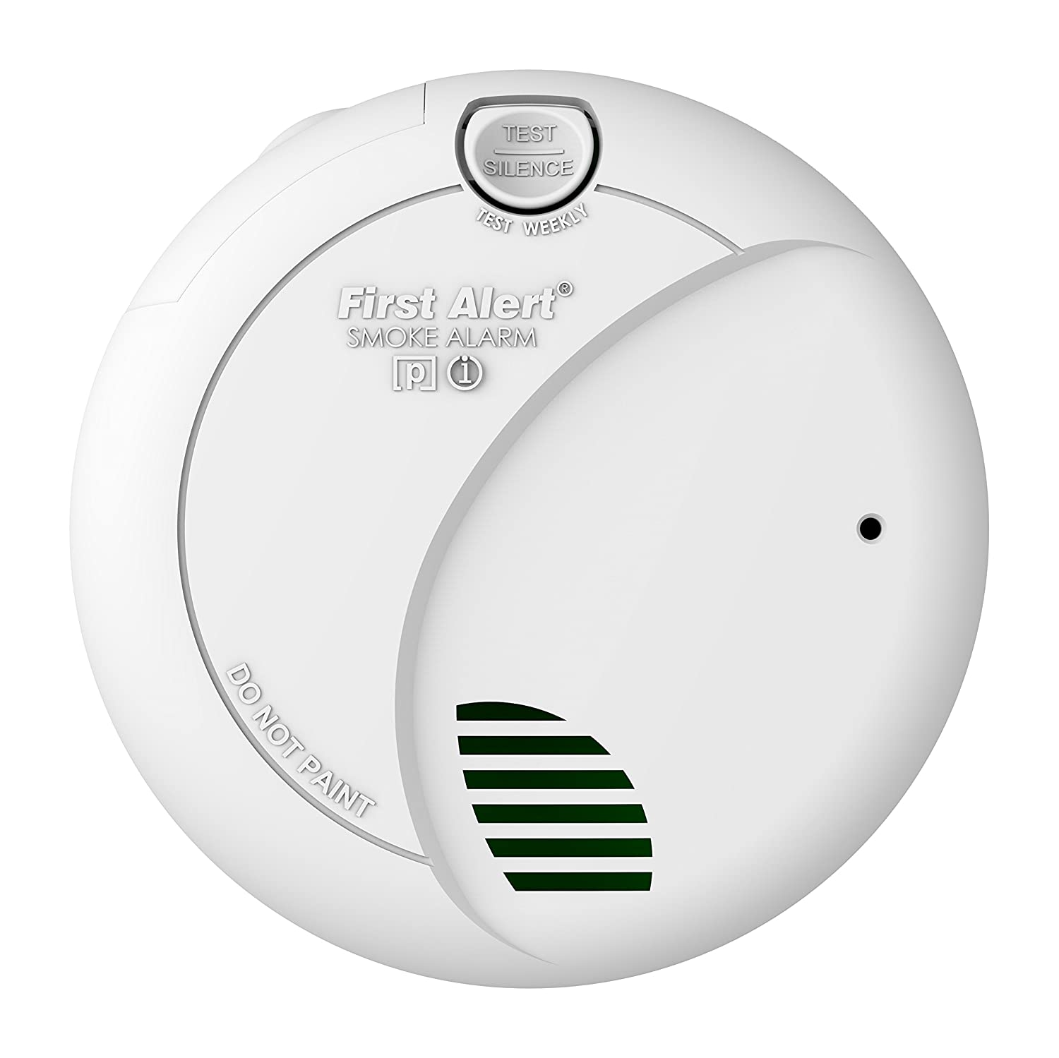 71VsW6 TTrL._SL1500_ amazon com first alert brk 7010b hardwire smoke alarm with Simplex Smoke Detector Wiring Diagrams at edmiracle.co