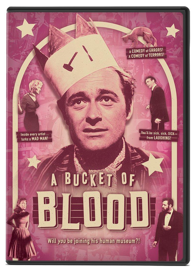DVD : A Bucket Of Blood (DVD)