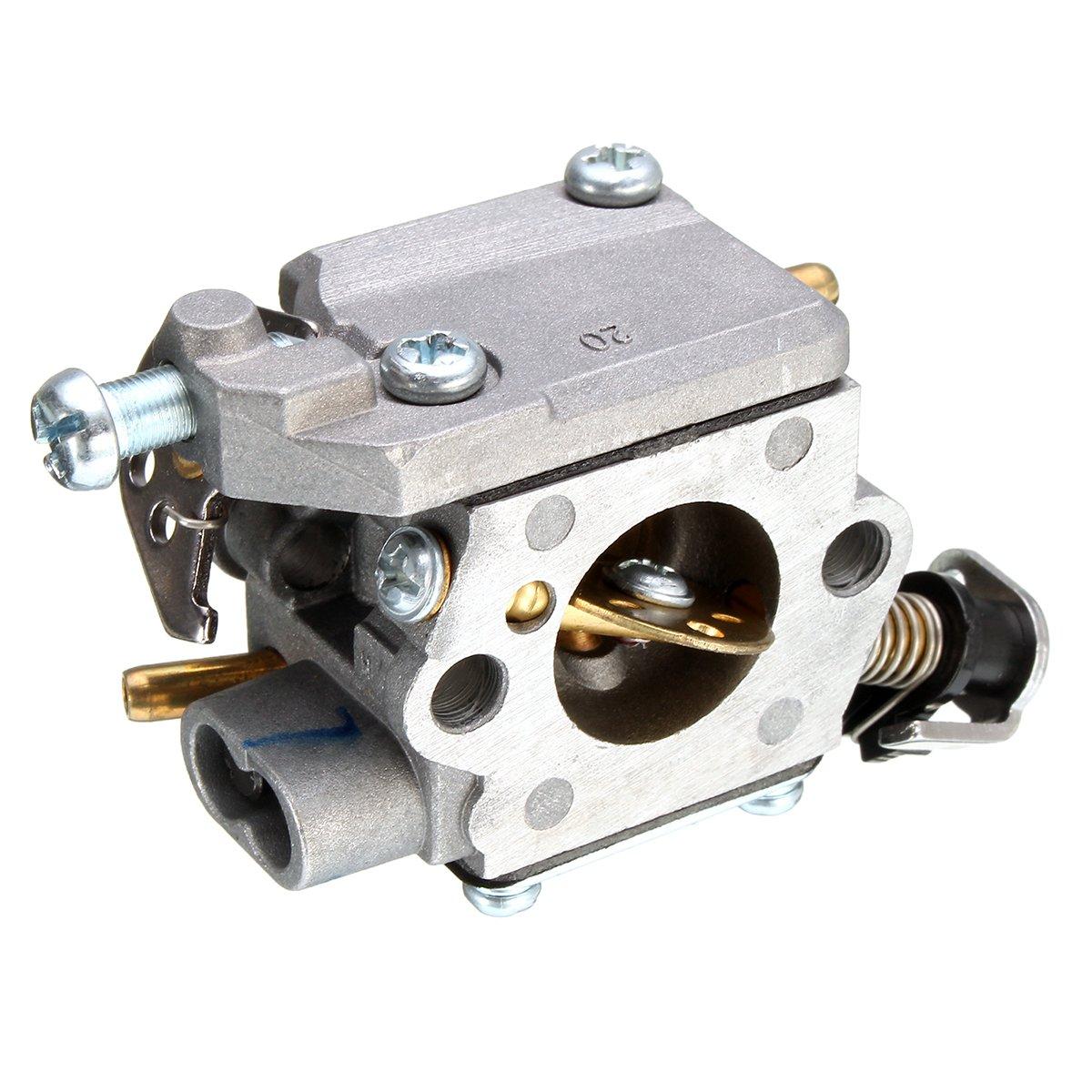 Alamor Reemplazo De Carburador Para Homelite 42Cc 38Cc 35Cc Sierra De Cadena # 309362001 309362003