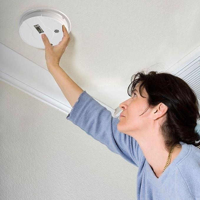 Amazon.com: Kidde i12080 detectores de humo con salida de ...