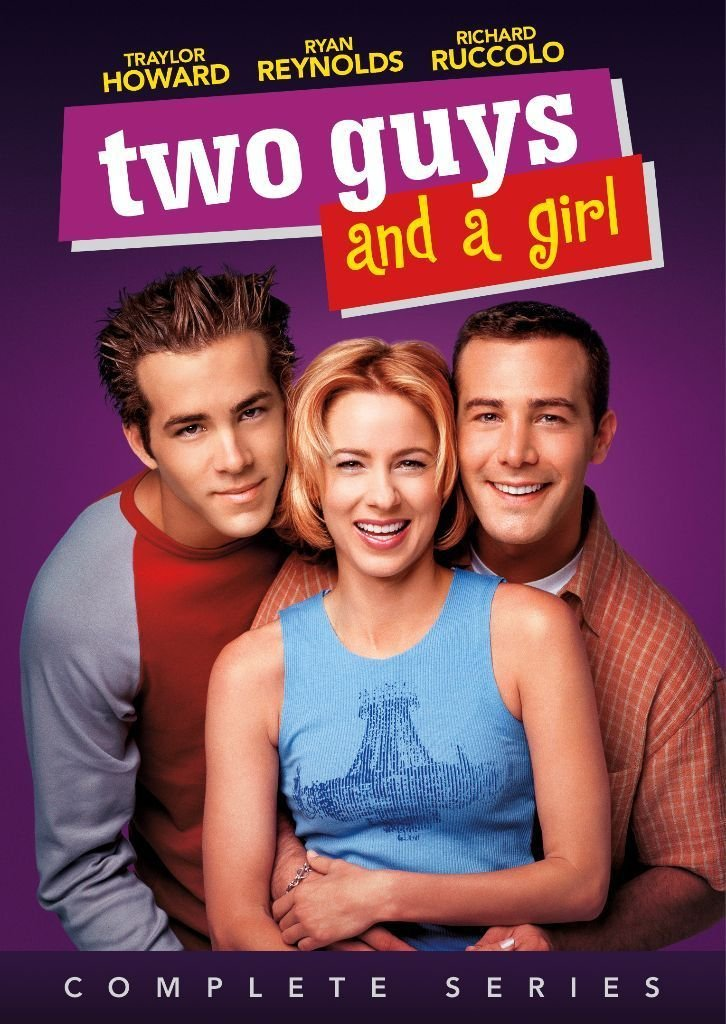 Two Guys and a Girl: The Complete Series DVD