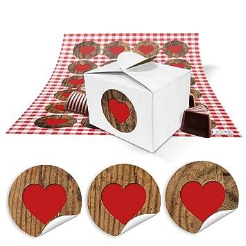 48 Blanco Pequeñas Cajas De Regalo regalo del paquete regalo Cajas (8 x 6,