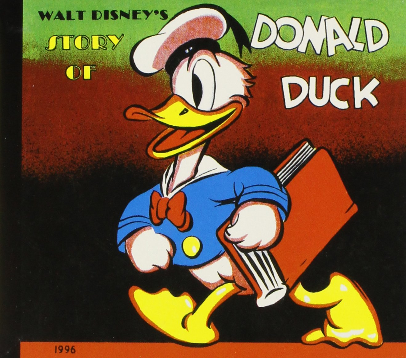 Story of Donald Duck