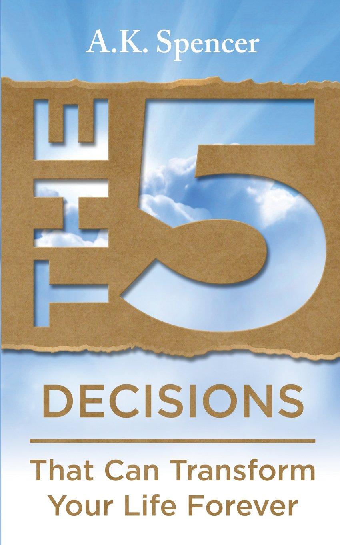 Download The 5 Decisions pdf epub