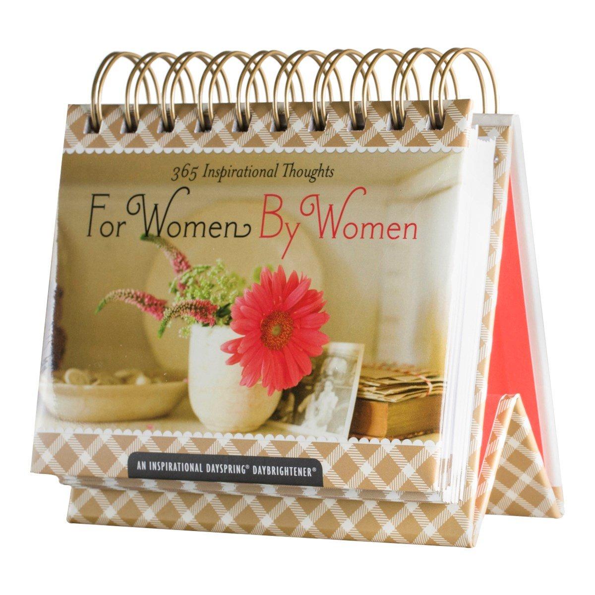 Flip Calendar - For Women by Women