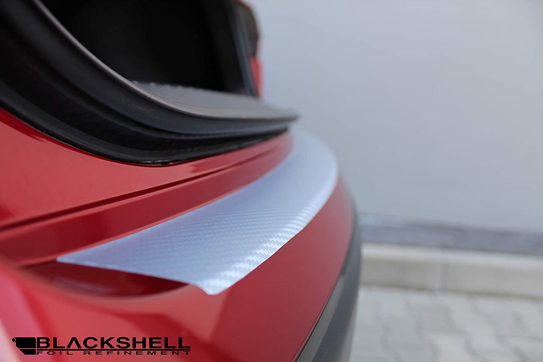 Premium Rakel f/ür Auris 1 E150 2006-2012 Carbon Matt Auto Schutzfolie passgenaue Lackschutzfolie BLACKSHELL Ladekantenschutz Einstiegsleisten Set inkl